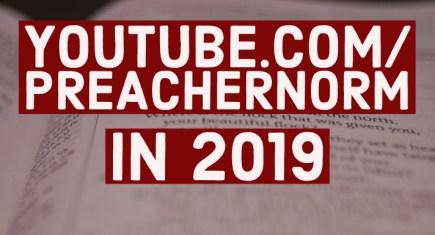 Our Preacher On YouTube