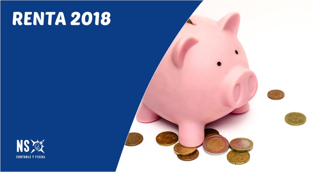 Campaña de la declaración de la Renta 2018