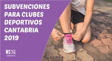 Subvenciones para Clubes Deportivos en Cantabria