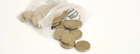 Image of Pound Coins