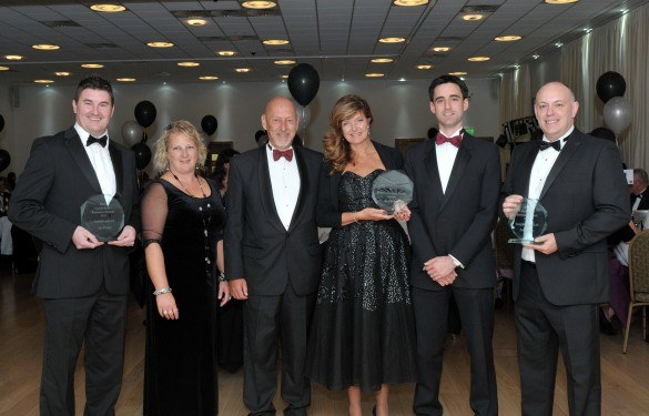 2011 Sian Lloyd-Jones Business Award Winners