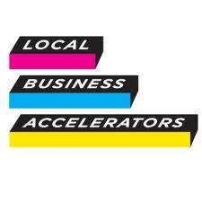 local business accelerators logo
