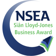 Sian Lloyd-Jones Business Award logo