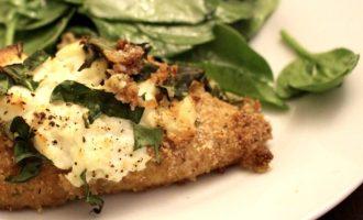 Gluten-free Baked Ricotta Chicken