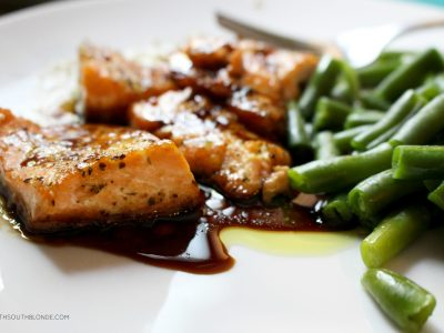 teriyaki salmon marinade