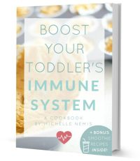 Boost Your Toddler's Immune System E-Book