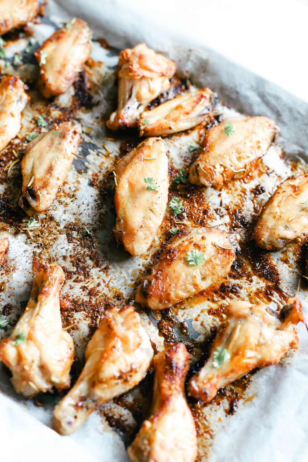 Low carb and full of flavour! An easy dinner to make, simply pair them with your favourite side salad or a dip and enjoy! Dry Rub Chicken Wings | Keto | Ketogenic | Easy Dinner Recipes | Naked Chicken Wing Recipe | Not Breaded | Non Breaded | Gluten-Free | Paleo | Whole 30 | Game Night | Crispy | Chicken Seasoning
