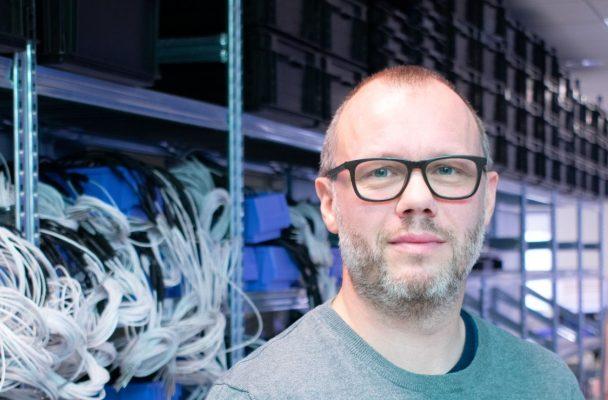 Gísli Herjólfsson, co-founder CEO
