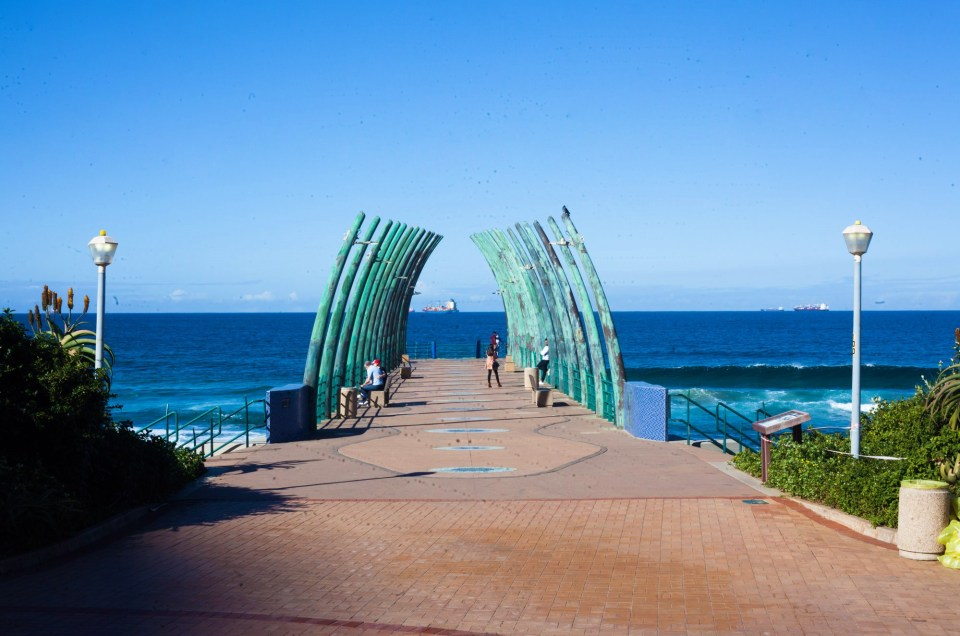 The Three Top Beaches North of Durban