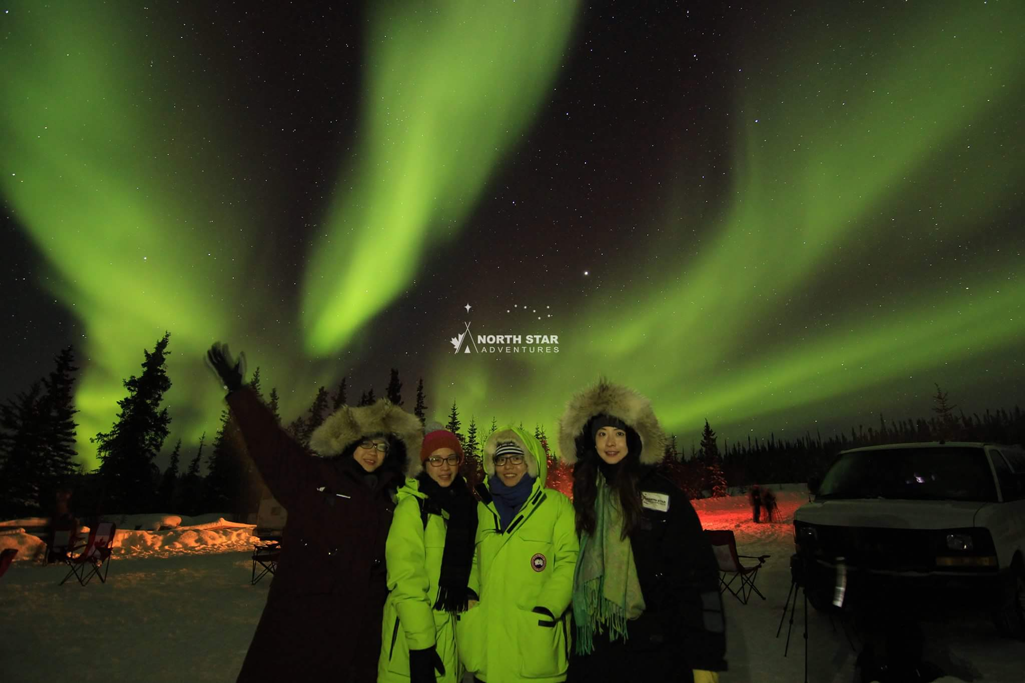 Yellowknife Northern Lights Season