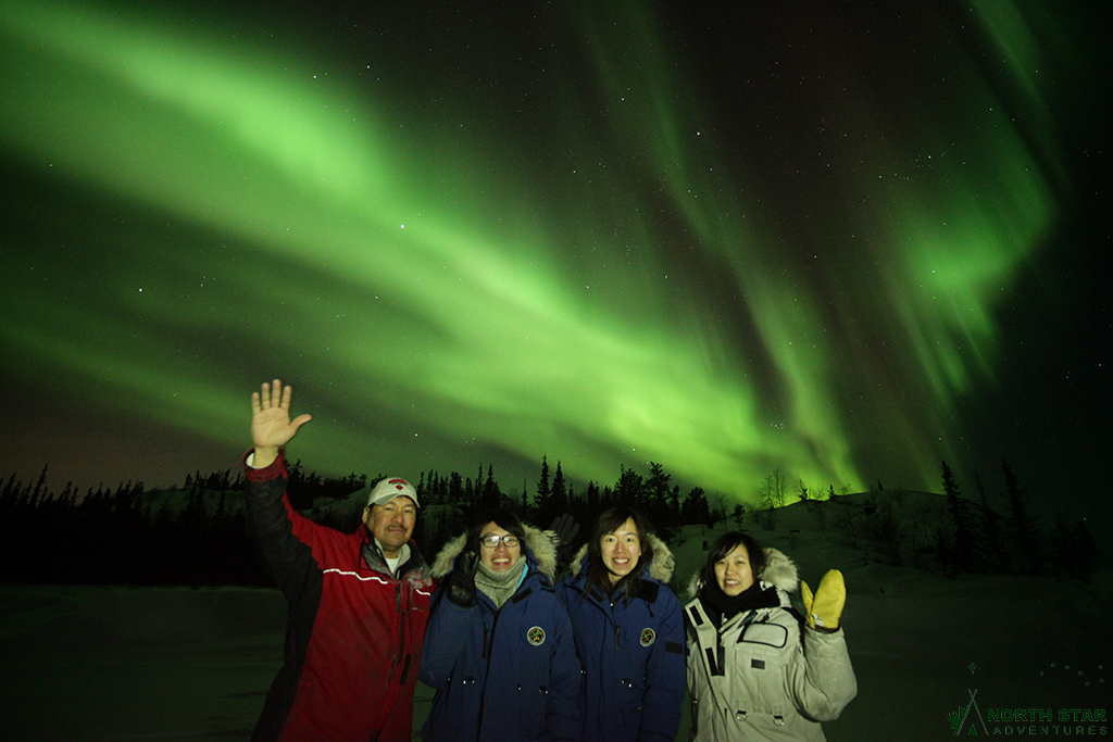Canada Northern Lights Tour