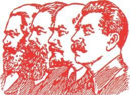 Marx, Engles, Lenin, Stalin