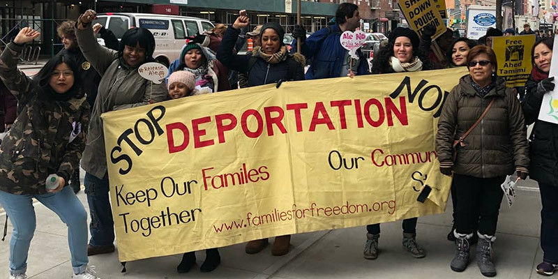 Rapid Response: Supporting Families Fighting Immigration Detention