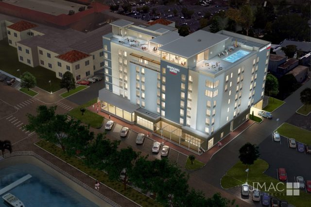 SpringHill Suites Downtown Bradenton Waterfront