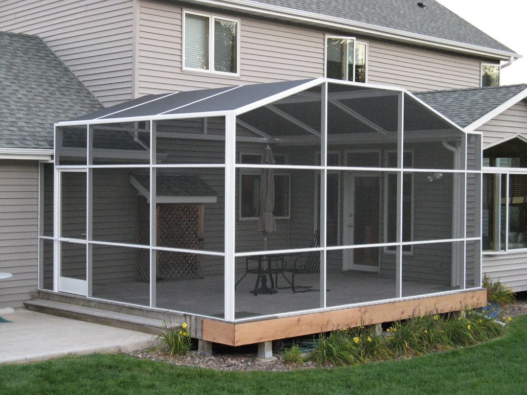 Image Result For How Much Does It Cost To Screen In A Patio