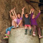 Families in Business: Feather Down Farm Days – Oroville's Chaffin Family Orchards