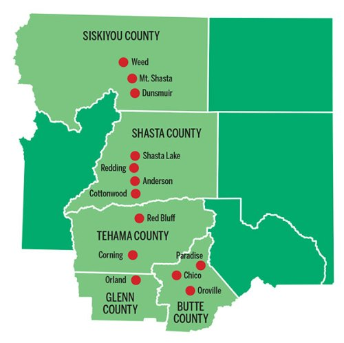 County-Distribution-Map