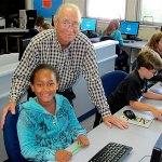 Be The Change: Tom Gunter – Volunteer Extraordinaire