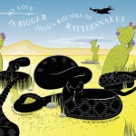 A Rhumba Of Rattlesnakes – New Children's Book by Kristen Lape