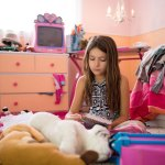 When the Laundry Escaped: Why My Daughter's Messy Room Is Unimportant