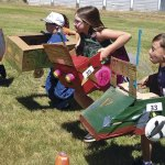 Box Car Races in Yreka Offer A Fun Time For Kids And Their Dads