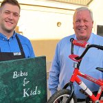 Be the Change – Bikes & Bright Futures: Ted Blankenheim