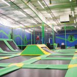 Rare Air Trampoline Park:  A North State Gem for Birthday Fun