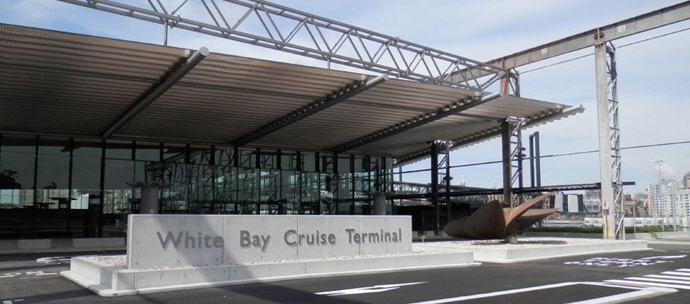 White Bay Cruise Terminal - North Sydney Limousine Corporate Cars