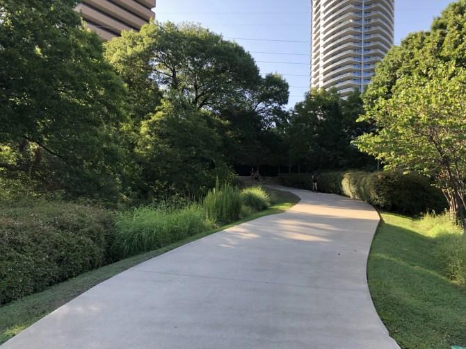 Reverchon Park at Katy Trail