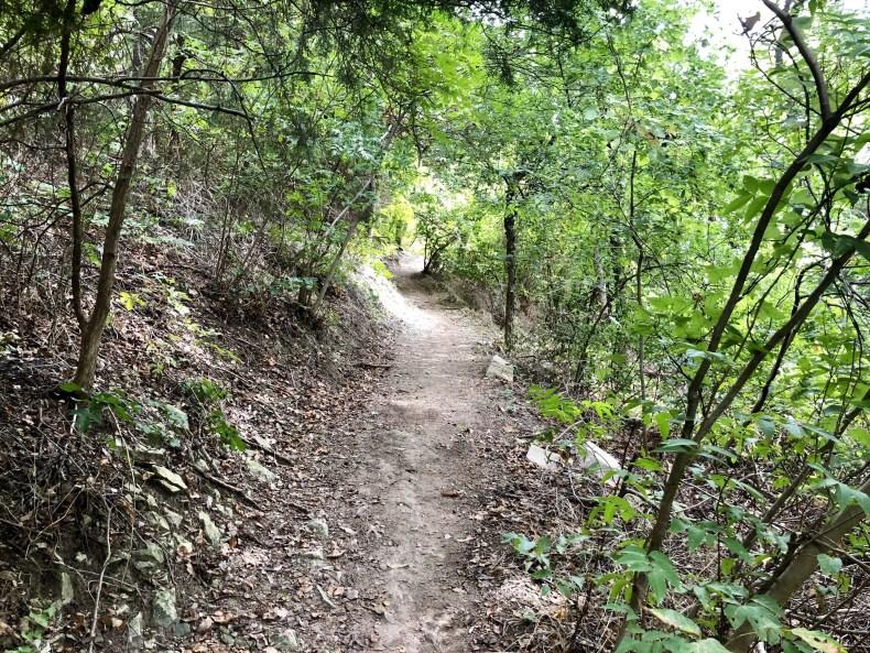 Dogwood Canyon: West Loop Switchback