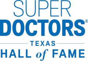 Mitch Moskowitz Super Doctor Texas Hall of Fame