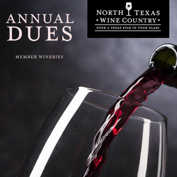 Annual Dues - Wineries