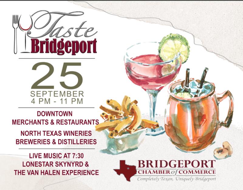 Taste of Bridgeport