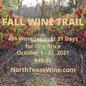 Fall Wine Trail