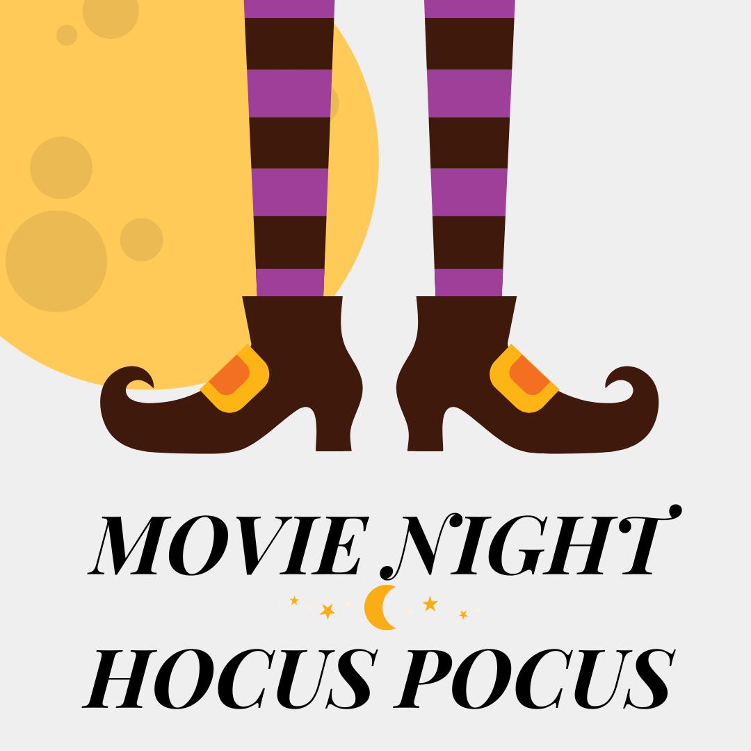 Movie night Hocus Pocus