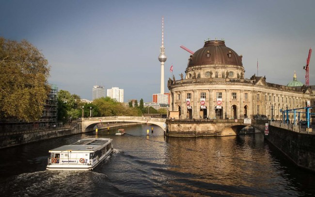 Museum Island, Berlin, Germany on northtosouth.us
