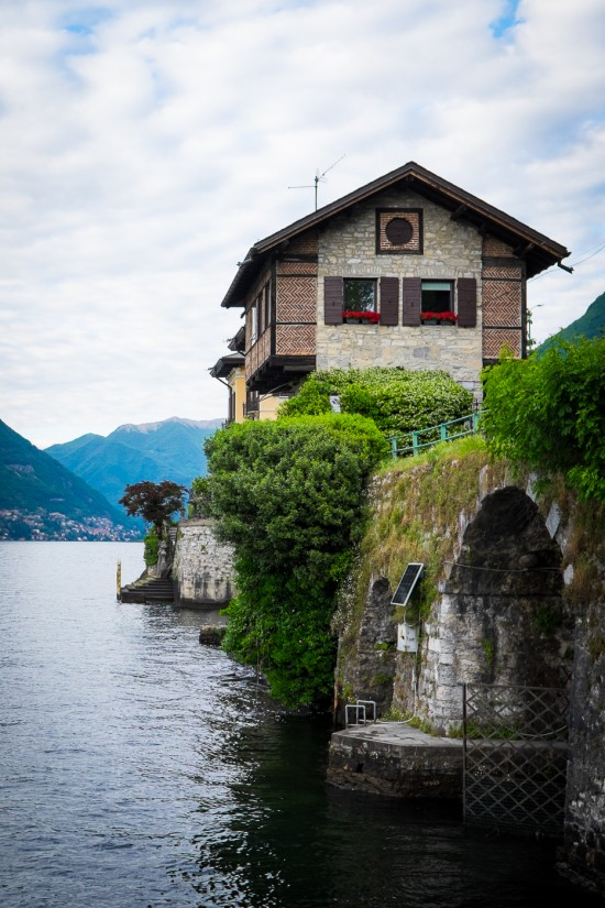 Lake Como, Italy on northtosouth.us