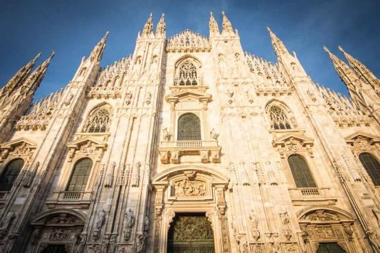 Duomo di Milano, Milan, Italy on northtosouth.us