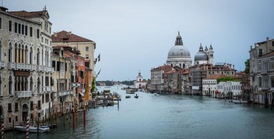 Grand Canal, Venice, Italy on northtosouth.us