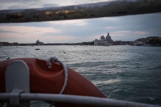 Ferry ride to Venice, Italy on northtosouth.us