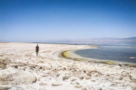 Salton Sea, California, USA on northtosouth.us