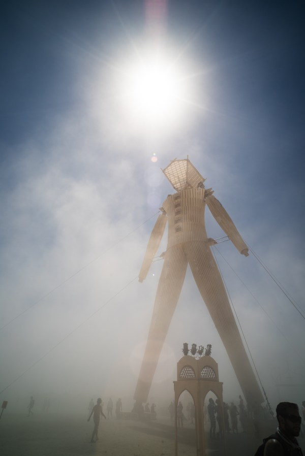 The Dusty Man, Burning Man 2014: In Dust We Trust - Photos of a Dusty Playa