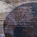 Twentynine Palms mural text