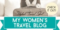 Stylish Travel Girl: My Women's Travel Blog