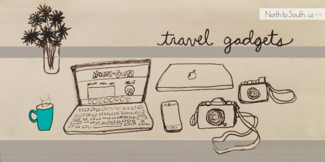 Diana and Ian's essential travel gadgets