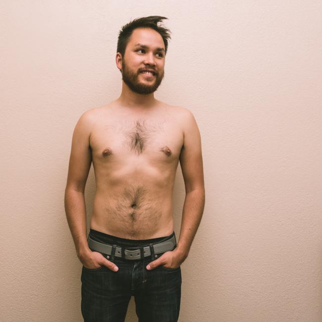 Ian 4-Hour Body diet progress