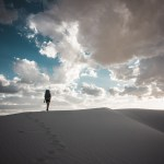White Sands National Monument by Ian Norman