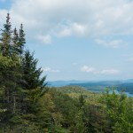 hiking in the Adirondacks