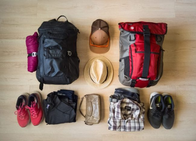 Backpacking Light in Europe: How we packed in just one backpack each for our two-month Europe trip