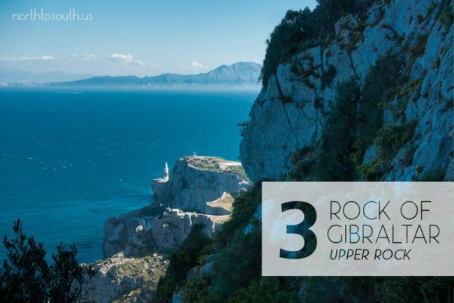 Taking the Stairs: 10 Breathtaking Viewpoints to Hike to in Europe: Top of the Rock of Gibraltar (Mediterranean Steps)